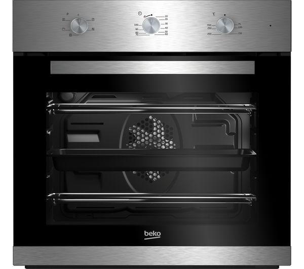 Image of BEKO BIF22100X Electric Oven - Stainless Steel