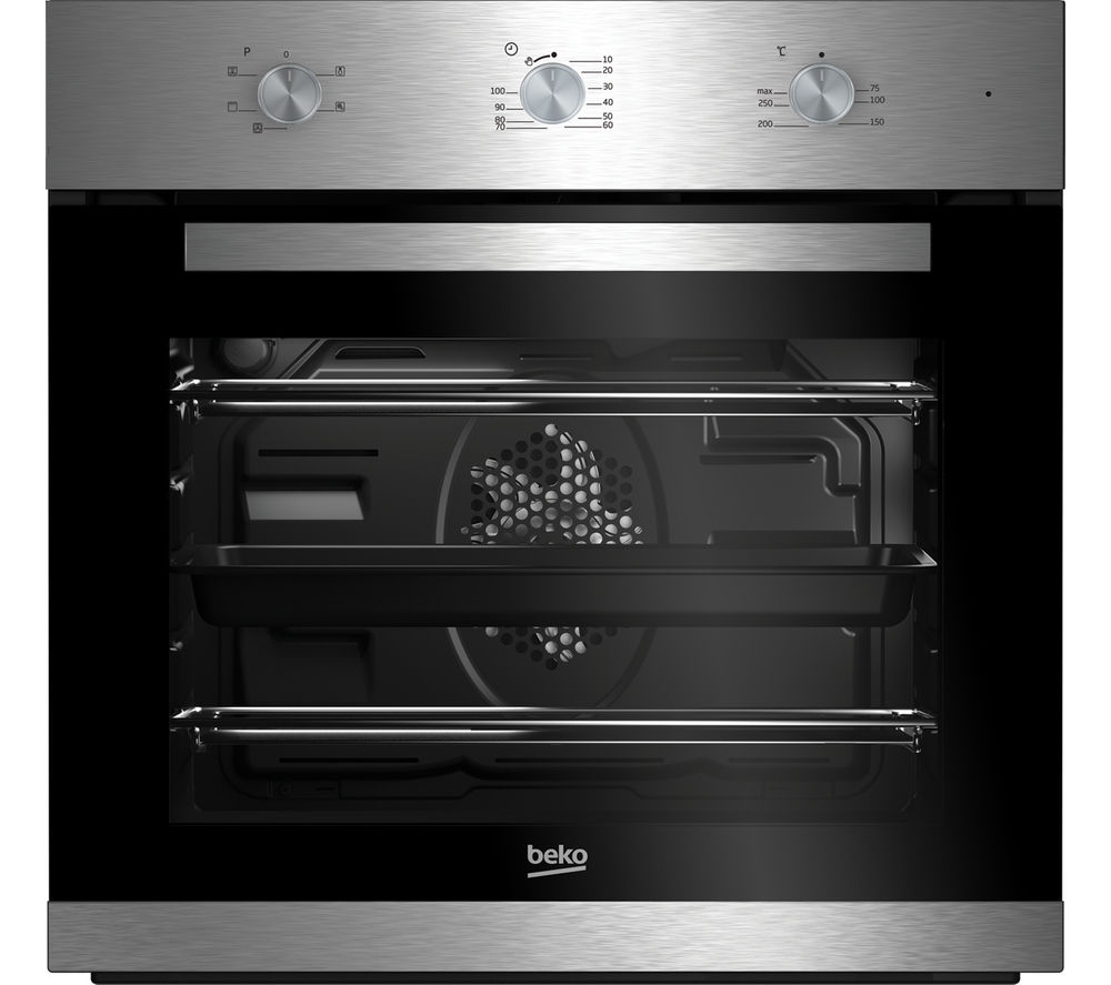 Buy Beko Bif22100x Electric Oven Stainless Steel Free