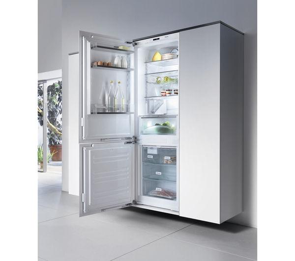 buy miele kfn 37452 ide integrated 60 40 fridge freezer. Black Bedroom Furniture Sets. Home Design Ideas