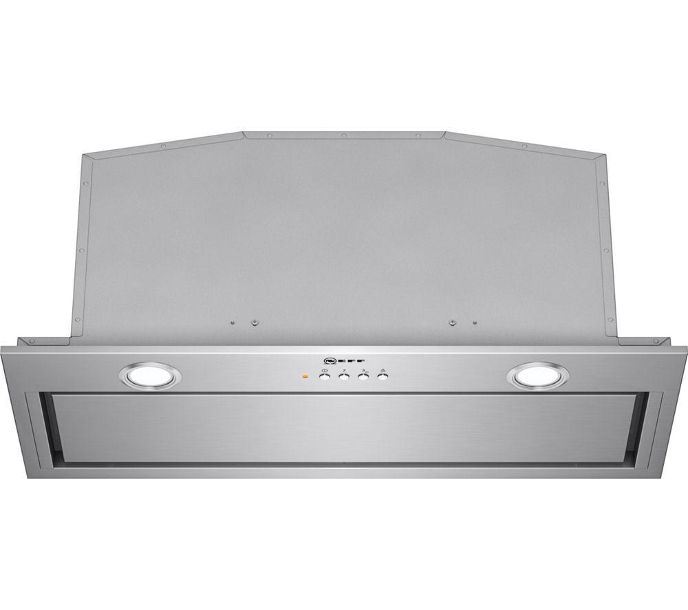 NEFF N50 D57MH56N0B Canopy Cooker Hood - Stainless Steel
