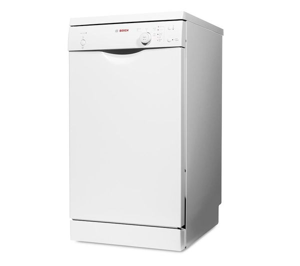 buy bosch sps40e32gb slimline dishwasher white free. Black Bedroom Furniture Sets. Home Design Ideas