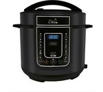 PRESSURE KING Pro Digital Pressure Cooker - Black