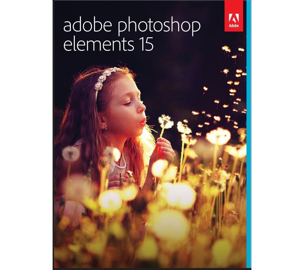 ADOBE Photoshop Elements 15 (download)