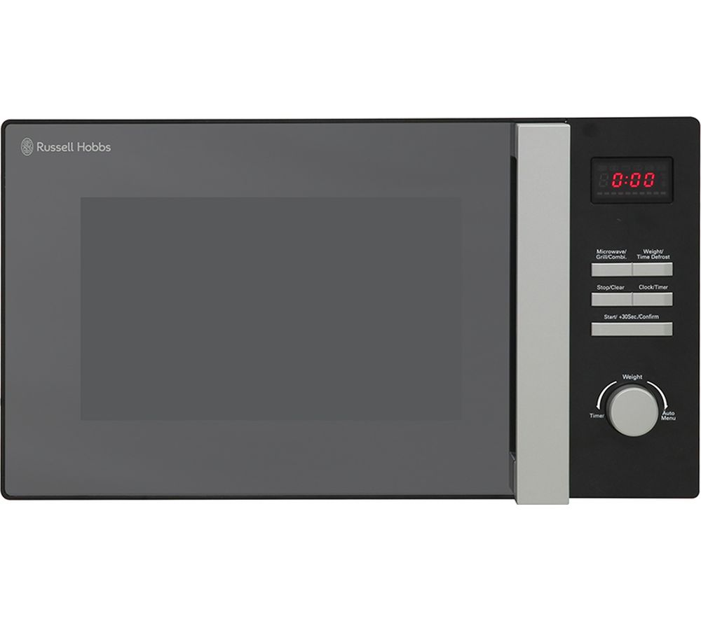 RUSSELL HOBBS RHM2565BCG Combination Microwave - Black