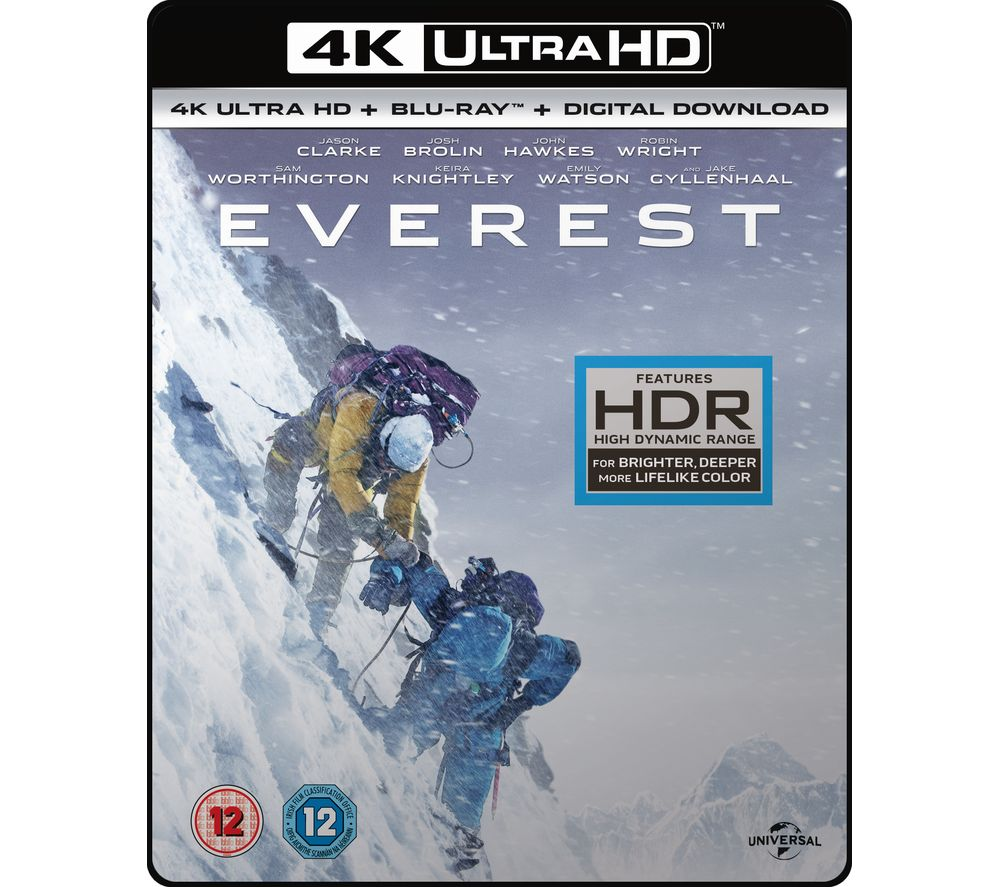 UNIVERSAL Everest UHD