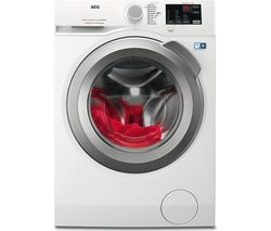 AEG ProSense L6FBI842N 8 kg 1400 Spin Washing Machine - White