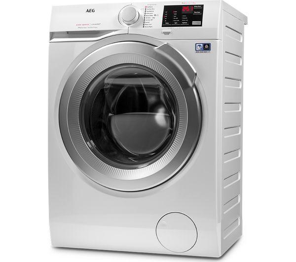 Buy Aeg Prosense L6fbi842n 8 Kg 1400 Spin Washing Machine