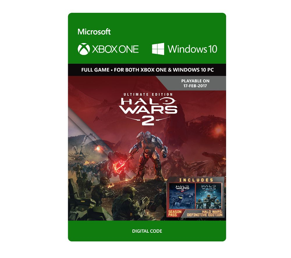 Image of MICROSOFT Halo Wars 2 - Ultimate Edition Pre-Order