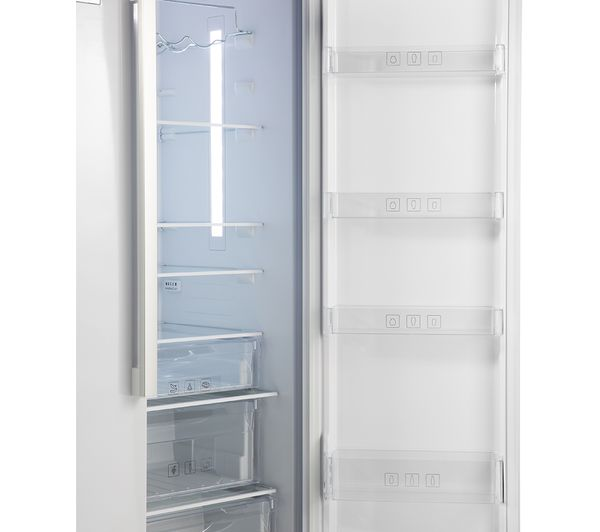 Buy Beko Asl141w American Style Fridge Freezer White