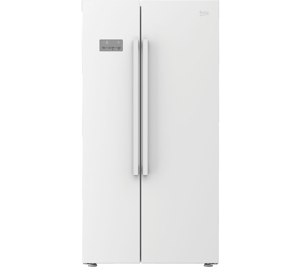 Compare retail prices of Beko ASL141W American Style Fridge Freezer to get the best deal online