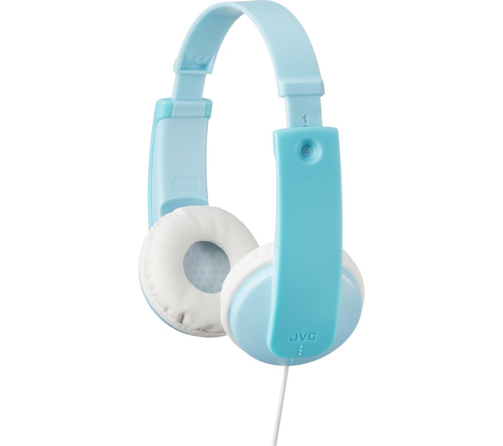 JVC HA-KD7 Kids Headphones - Mint