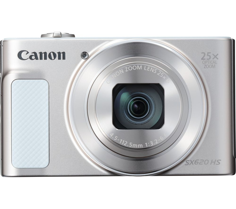 Click to view product details and reviews for Canon Powershot Sx620 Hs Superzoom Compact Camera White White.