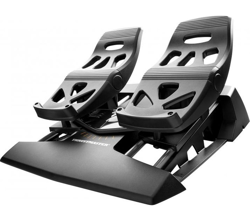 Compare prices for Thrustmaster TFRP Flight Rudder Pedals