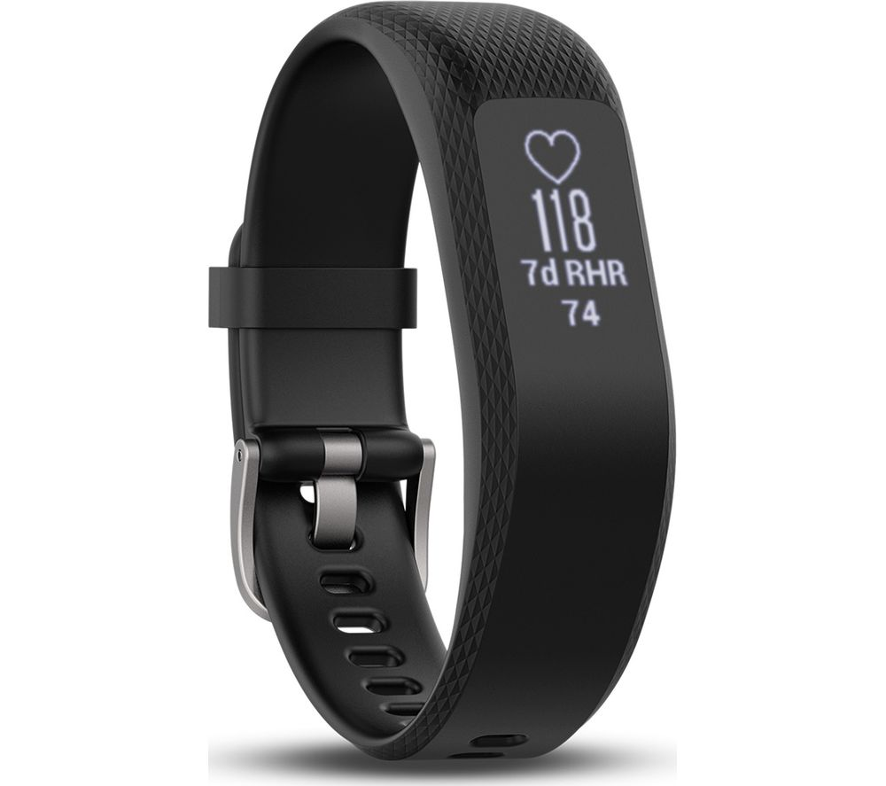 GARMIN Vivosmart 3 HR - Black, Large