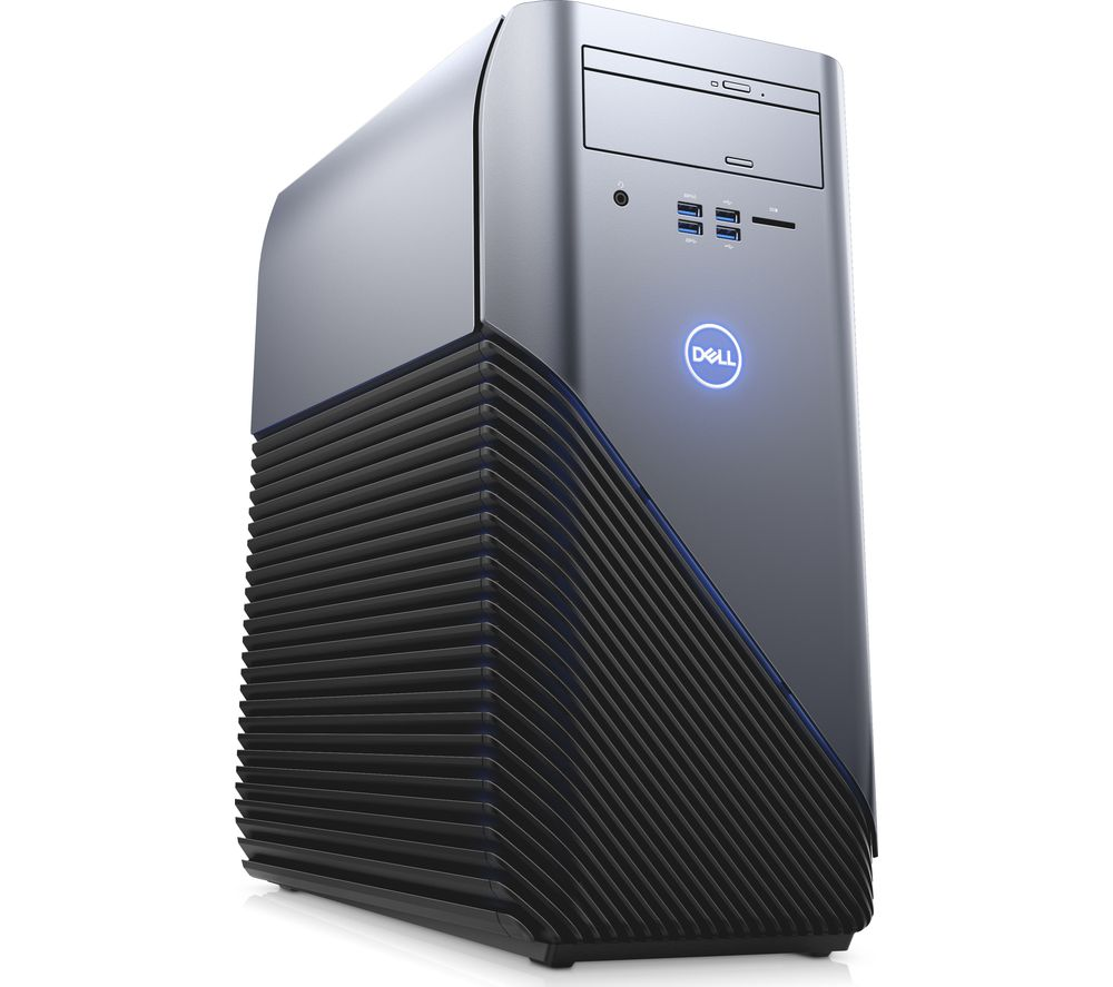 DELL Inspiron AMD Ryzen 7 GTX 1060 Gaming PC - 1 TB HDD & 256 GB SSD