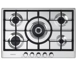 KENWOOD KHG705SS Gas Hob - Stainless Steel