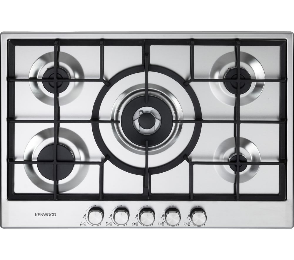 Compare prices for Kenwood KHG705SS Gas Hob