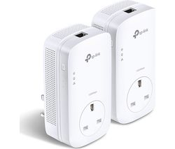 TP-LINK TL-PA8010P V2 Powerline Adapter Kit - AV1300, Twin Pack