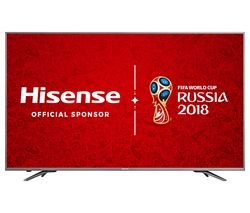 "HISENSE H65N6800UK 65"" Smart 4K Ultra HD HDR LED TV"