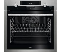 BPS551020M Electric Oven - Stainless Steel
