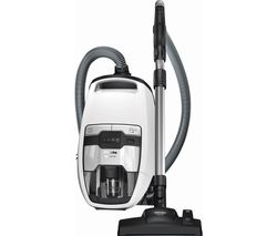 MIELE Blizzard CX1 Comfort Cylinder Bagless Vacuum Cleaner - White