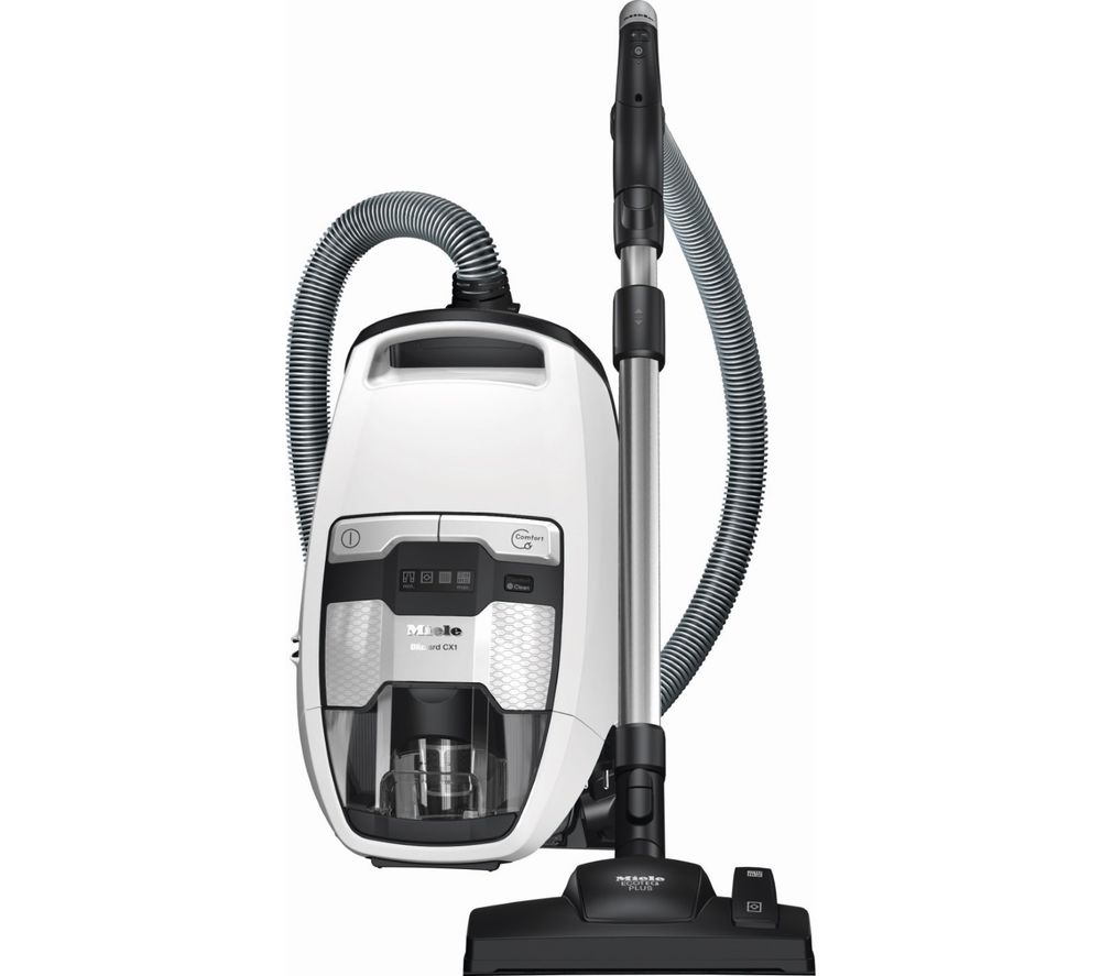 Compare retail prices of Miele Blizzard CX1 Comfort PowerLine Cylinder Bagless Vacuum Cleaner to get the best deal online