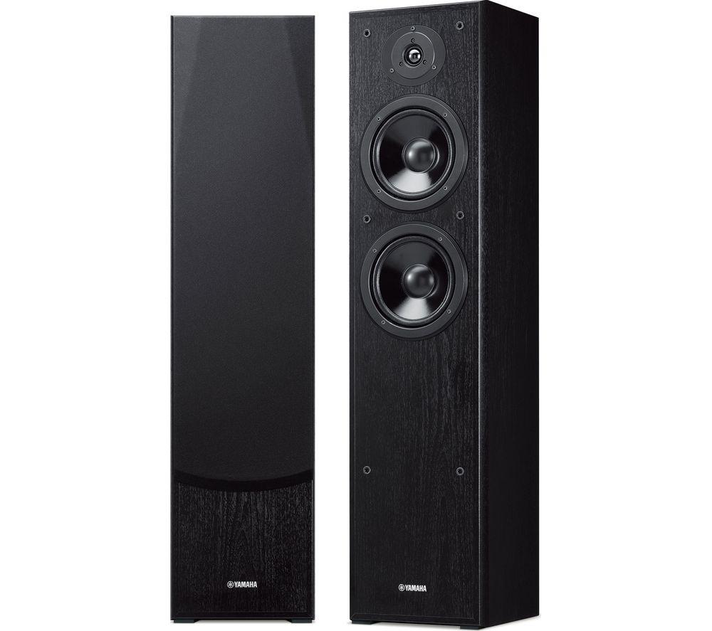 YAMAHA NS-F51 Floostanding Speakers - Black