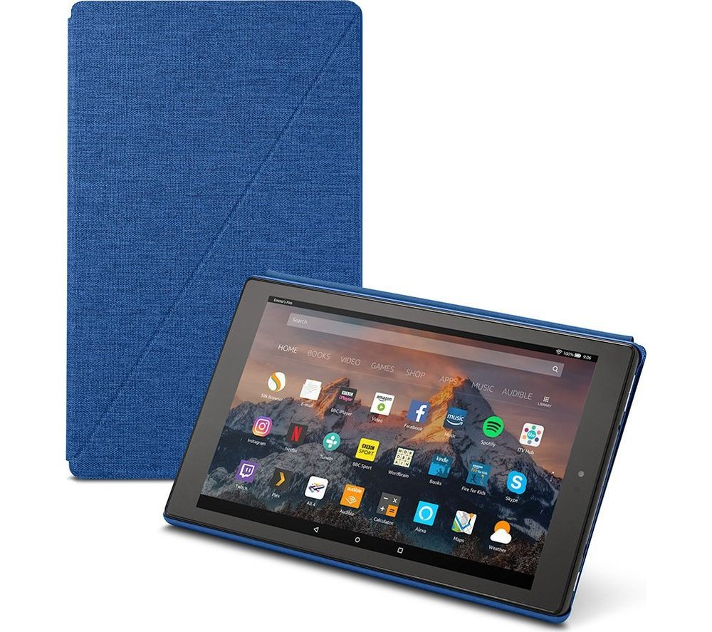 AMAZON Fire HD 10 Case - Blue
