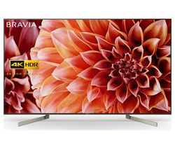 "SONY BRAVIA KD65XF9005 65"" Smart 4K Ultra HD HDR LED TV"