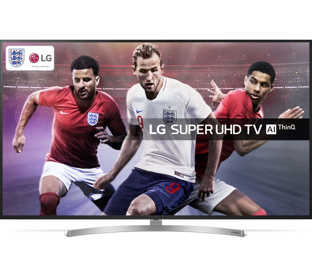 "LG 55SK8100PLA 55"" Smart 4K Ultra HD HDR LED TV"