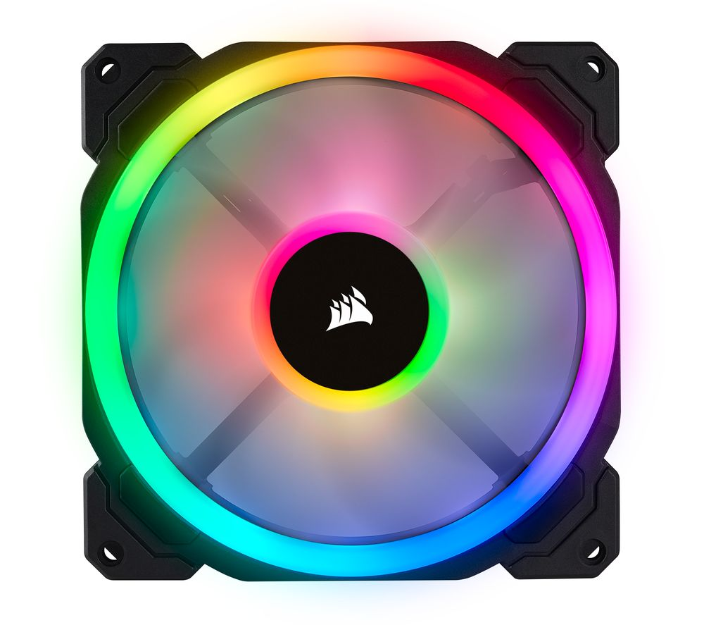 CORSAIR LL Series 140 mm Case Fan - RGB LED