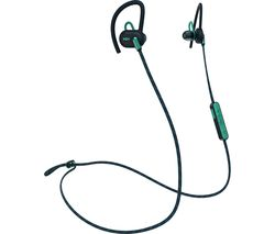 HOUSE OF MARLEY Uprise EM-FE063-TE Wireless Bluetooth Headphones - Teal