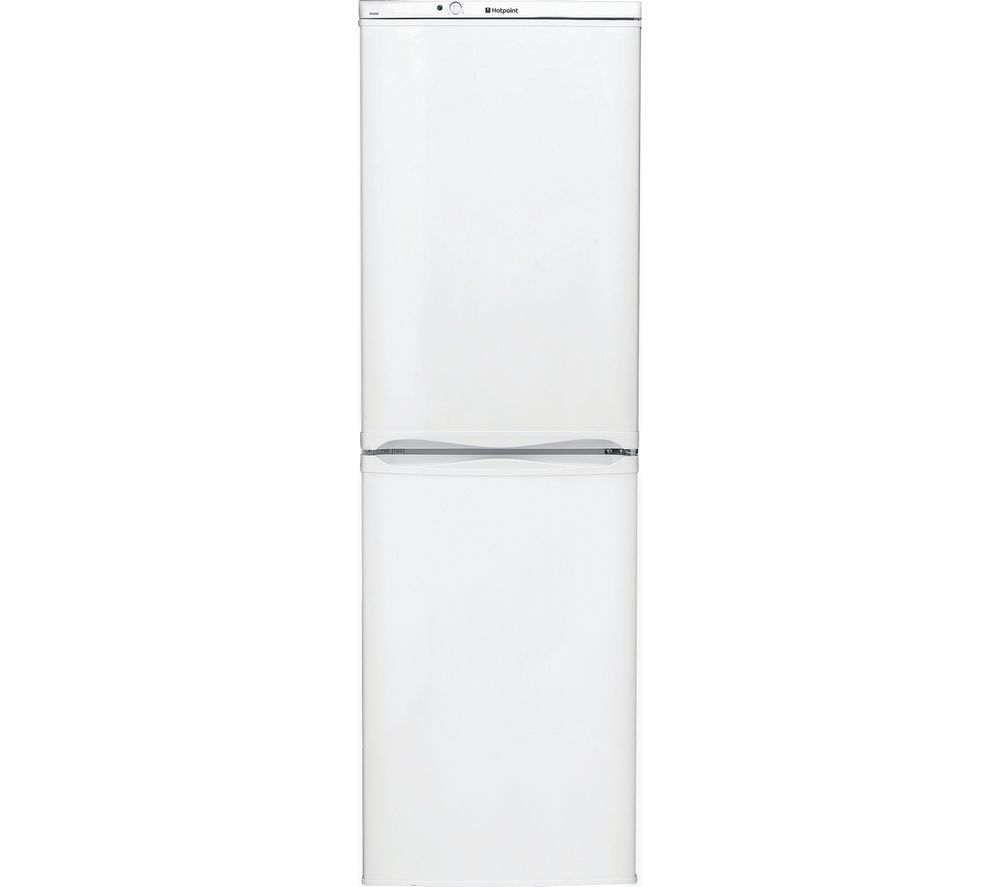 HOTPOINT HBNF 5517 W 50/50 Fridge Freezer - White