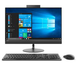"LENOVO 520-24ARR 23.8"" AMD Ryzen 5 All-in-One PC - 1 TB HDD, Black"