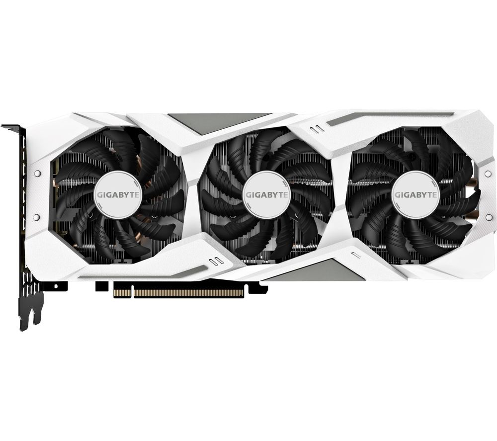 GIGABYTE GeForce RTX 2070 8 GB GAMING OC Graphics Card - White
