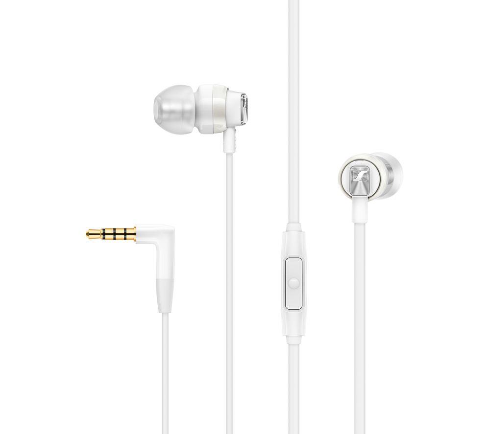 SENNHEISER CX 300S Earphones - White