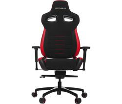 P-Line PL4500 Gaming Chair - Black & Red