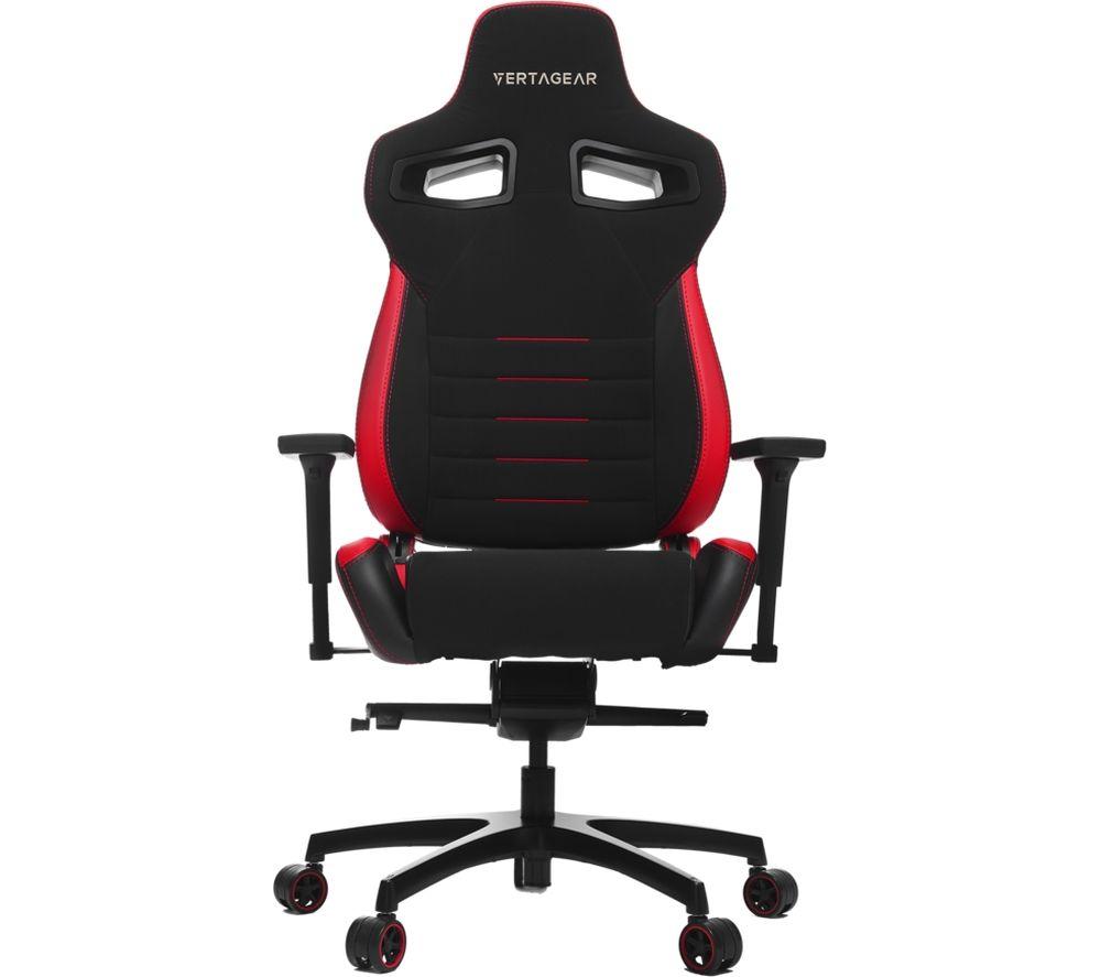 VERTAGEAR P-Line PL4500 Gaming Chair - Black & Red