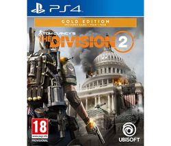 PS4 Tom Clancy's The Division 2 - Gold Edition