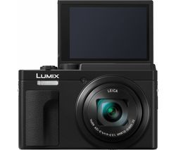 PANASONIC LUMIX DC-TZ95EB-K Superzoom Compact Camera - Black