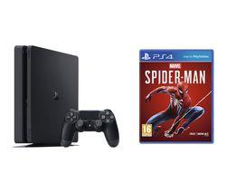 SONY PlayStation 4 & Marvel's Spider-Man Bundle - 500 GB