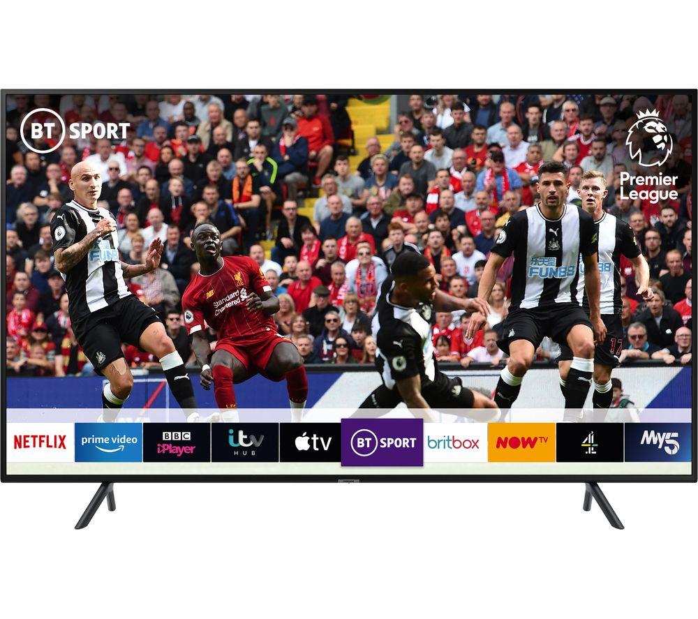 "SAMSUNG UE43RU7100KXXU 43"" Smart 4K Ultra HD HDR LED TV"
