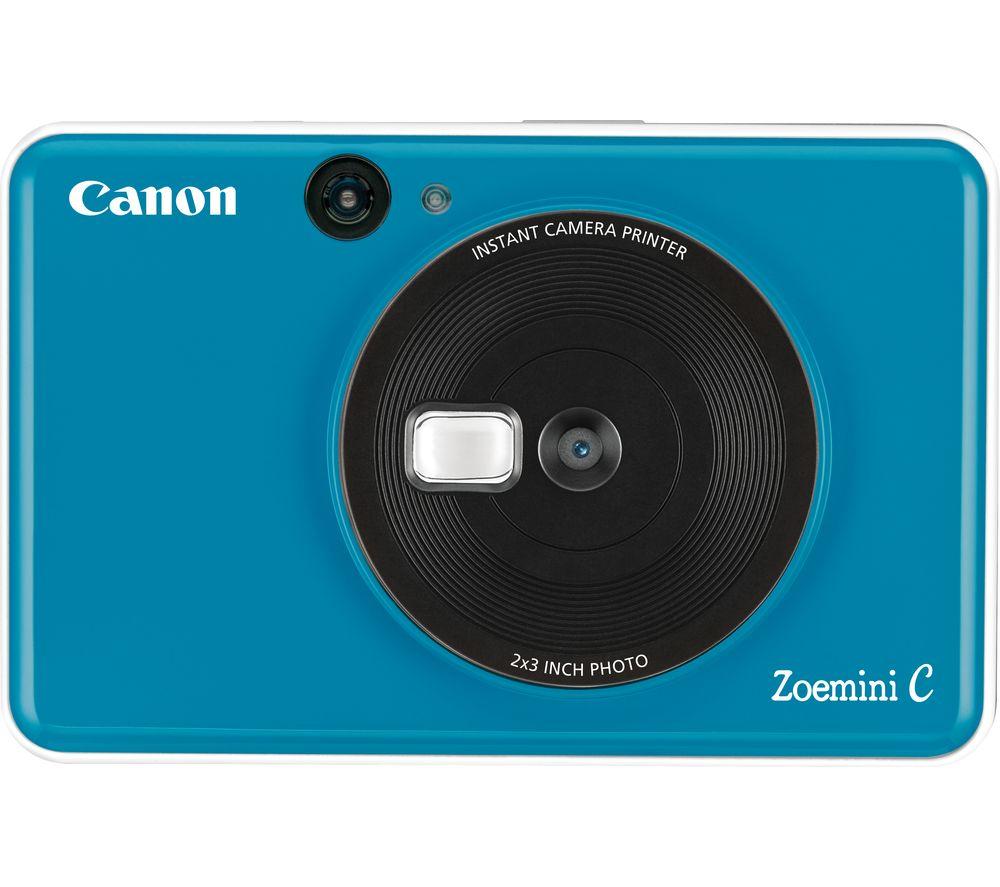 CANON Zoemini C Instant Camera - Blue