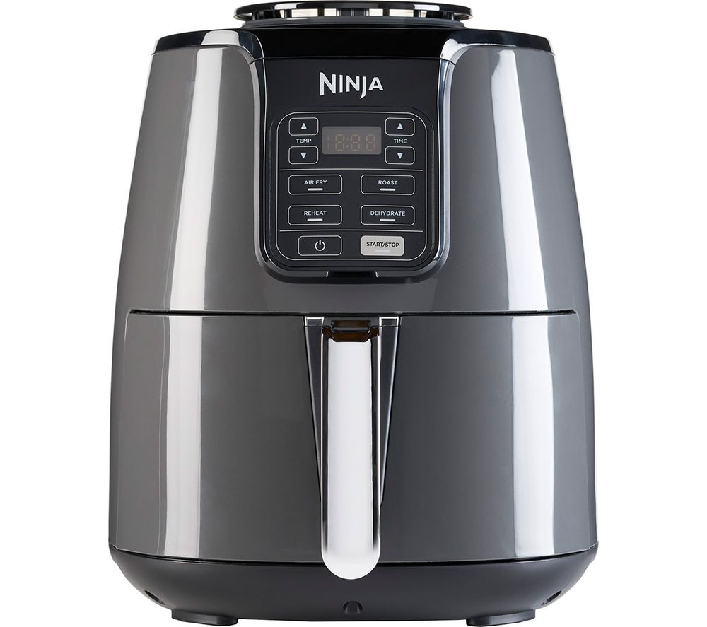 NINJA AF100UK Air Fryer - Black, Black