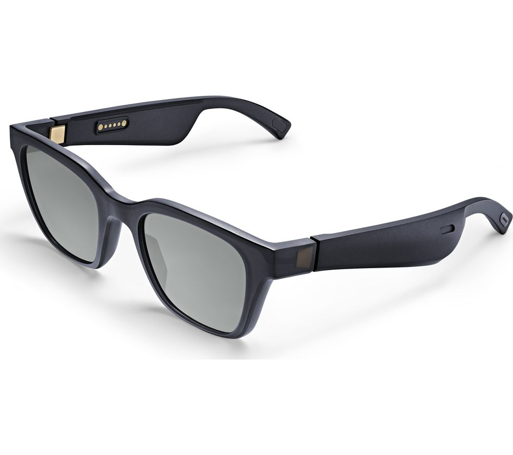 BOSE Frames Alto Audio Sunglasses - Black, Black