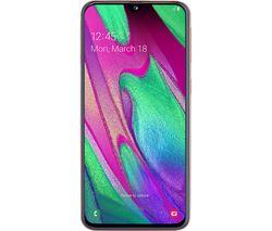 SAMSUNG Galaxy A40 - 64 GB, Coral