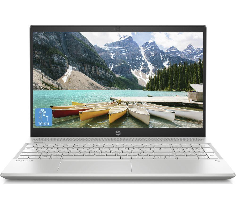 """HP Pavilion 15-cw1598sa 15.6"""" AMD Ryzen 7 Laptop - 256 GB SSD, Silver"""
