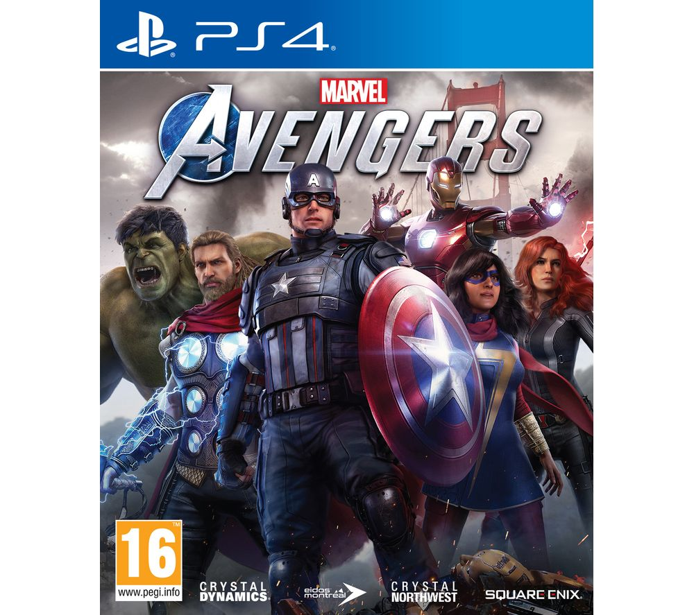 PLAYSTATION Marvel's Avengers
