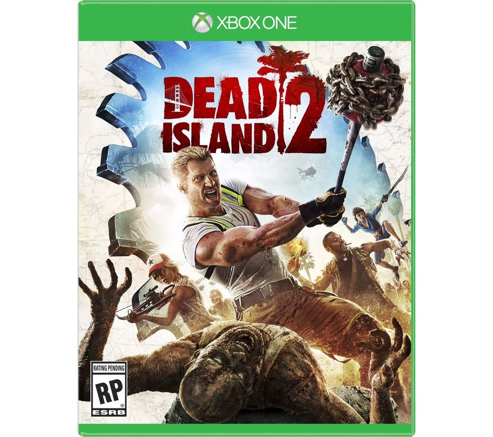 Image of XBOX ONE Dead Island 2