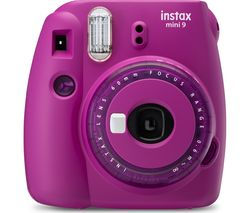 mini 9 Instant Camera - Purple